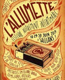 L'Allumette, festival autrement inflammable