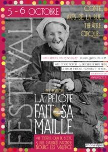La Pelote fait sa Maille à Bourg-les-Valence