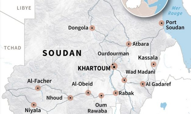 Le Soudan a besoin de témoins #1
