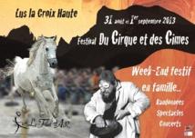 Festival «Du Cirques Et Des Cimes» 2013