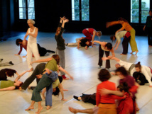 Collectif(…) Stage de Danse contact improvisation