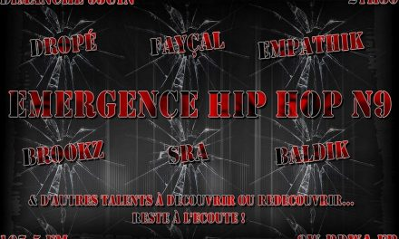 EMERGENCE HIP HOP#9