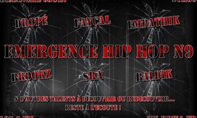 EMERGENCE HIP HOP#9
