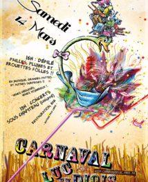Carnaval de Luc-en-Diois 2015