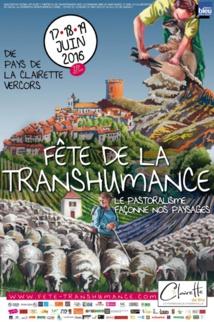 Fête de la Transhumance, ballade microphonique du 18 juin 2016