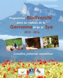 Biotop [047] : Le programme «Biodiversité dans les vallées de la Gervanne et de la Sye»