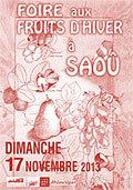 Biotop [093] : La Foire Aux Fruits d'Hiver de Saoû