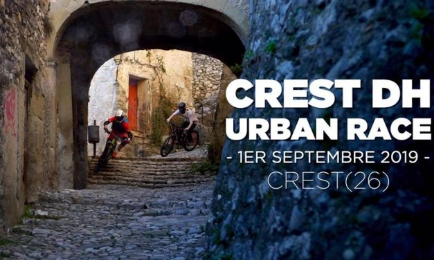 Crest DH Urban Race