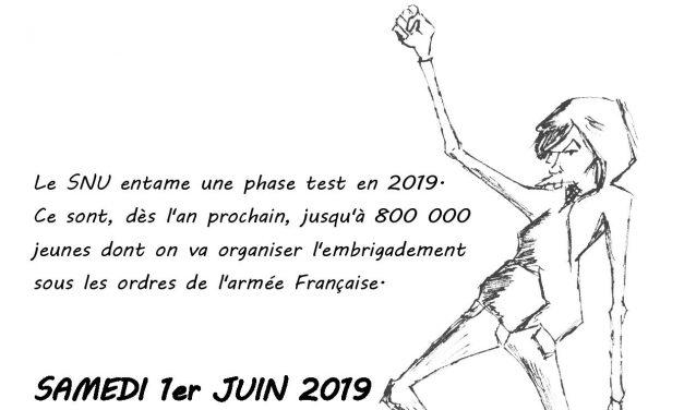 Réunion/Débat : Le Service National Universel