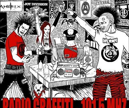 Été Coton-Tige : Sauve Qui Punk/ Radio Graffiti/ Punk d'Amérique Latine