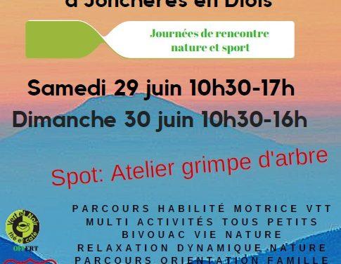 Journées Découverte Nature et Sport avec «La Terranga»
