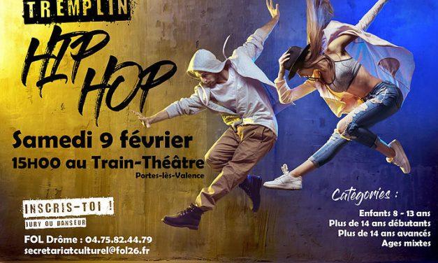Tremplin Hip Hop 2019 par la Fédération des Oeuvres Laïques 26