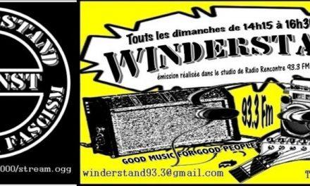 Été Coton-Tige : Winderstand/ Radio Rencontre