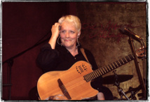 Ann Gaytan au Baradie le 29 juin