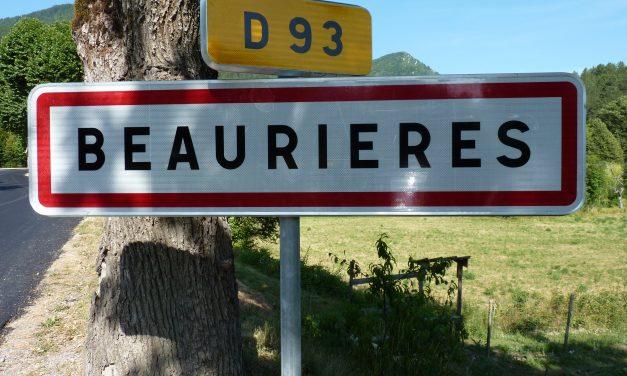Rendez-vous à Beaurières !