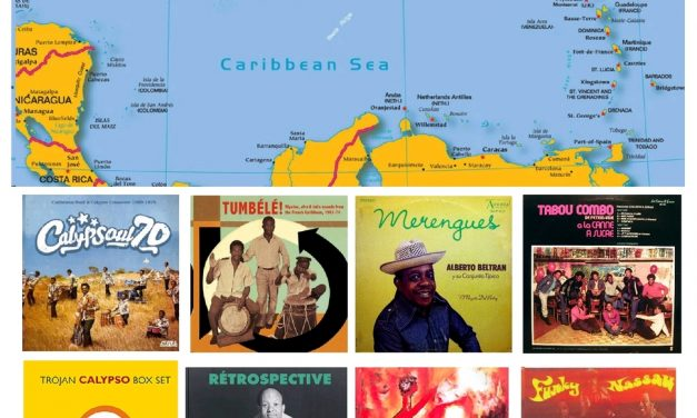 A la recherche du groove perdu (11) – Carribean stuffs vol. 1