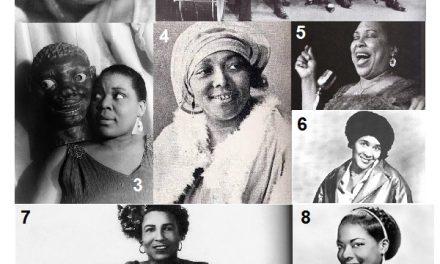 A LA RECHERCHE DU GROOVE PERDU (133) Les pionnières du blues