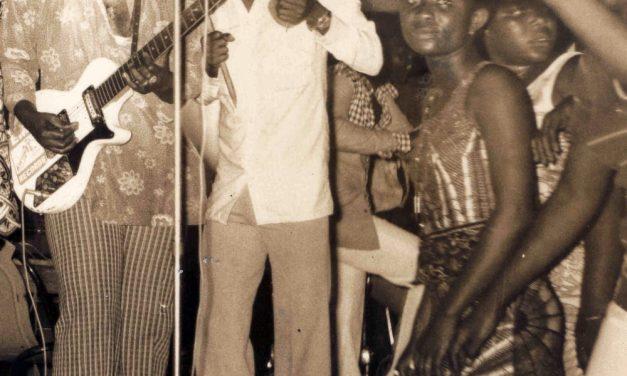 A LA RECHERCHE DU GROOVE PERDU (161) humeur africaine