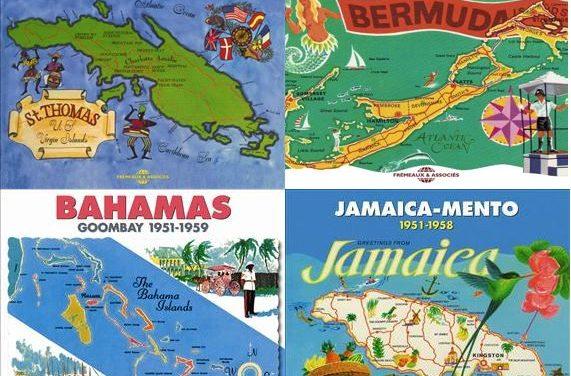 A LA RECHERCHE DU GROOVE PERDU (167) Caribbean gombo 50's : Calypso, quelbe, gombay et mento