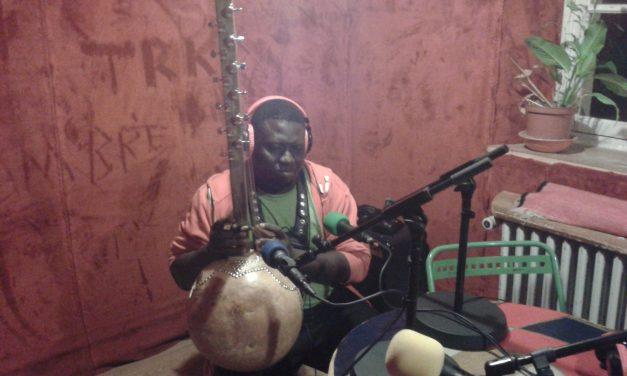 A LA RECHERCHE DU GROOVE PERDU (191) Interview musicale avec Adama Dembélé de Zoumba