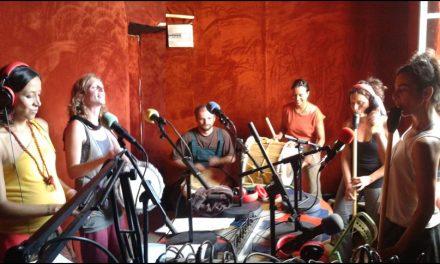 A LA RECHERCHE DU GROOVE PERDU (194) session live avec Valientes Gracias