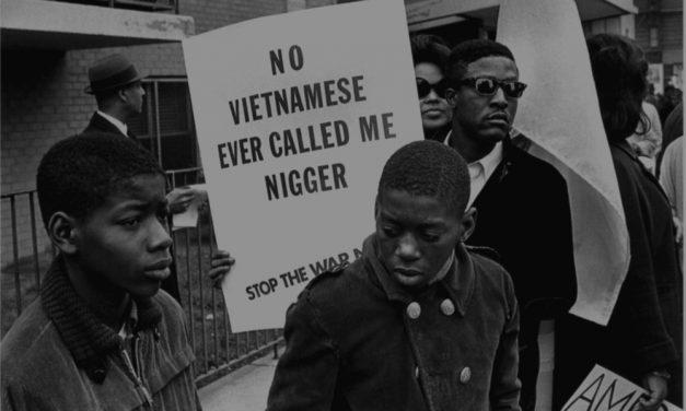 A LA RECHERCHE DU GROOVE PERDU (206) Protest songs 6/8 la guerre du Vietnam (suite)