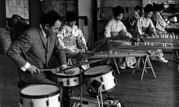 A LA RECHERCHE DU GROOVE PERDU (213) Nihon ongaku : fusions musicales 70's au pays du soleil levant