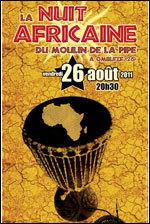 A la recherche du groove perdu (25) – La nuit africaine @ ombleze