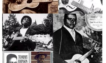 A la recherche du groove perdu (29) – Une histoire du blues vol.2, les pionniers du blues rural des années 20 et 30