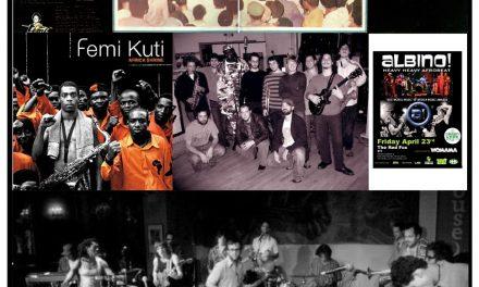 A LA RECHERCHE DU GROOVE PERDU (34) – LIVE & DIRECT, AFROBEAT MUSIC