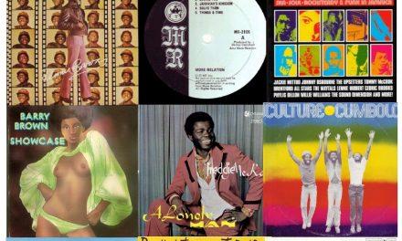 A La Recherche Du Groove Perdu (5) : Roots Reggae Volume 1