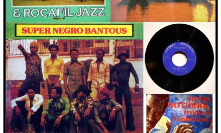 A la recherche du groove perdu (51)  African sound system !