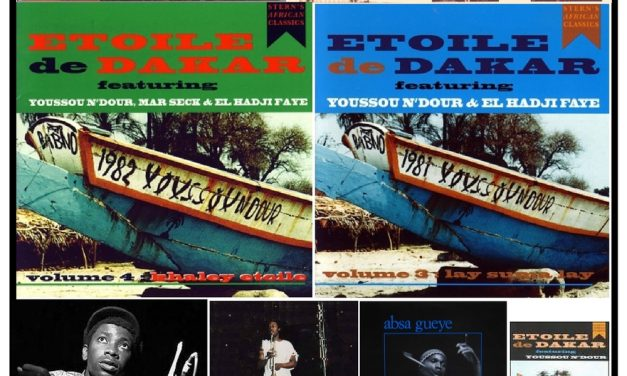 A la recherche du groove perdu (53) The wolof beat vol.2