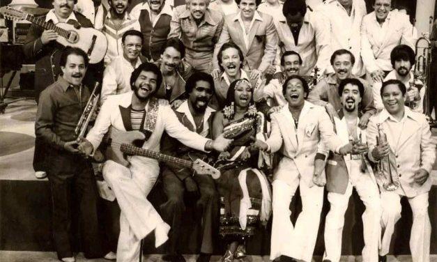 A la recherche du groove perdu (56) live and direct special fania all stars
