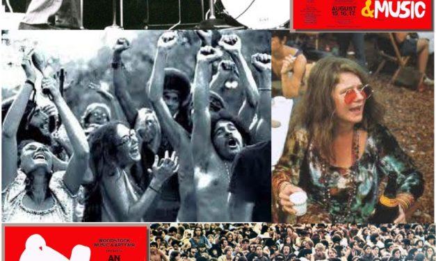 A LA RECHERCHE DU GROOVE PERDU (67) Woodstock story vol.2