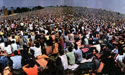 A LA RECHERCHE DU GROOVE PERDU (68) Woodstock story vol.3