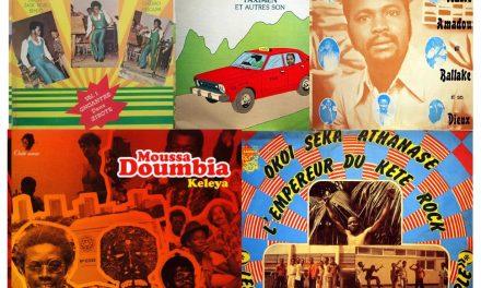 A la recherche du groove perdu (7) le Bouillon d'Abidjan vol. 1