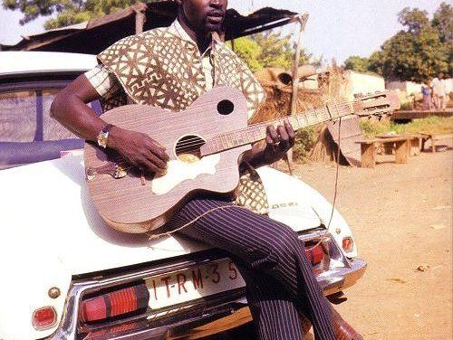 A LA RECHERCHE DU GROOVE PERDU (95) Blues d'Afrique