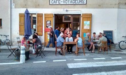 François Riou et le Café des voyageurs