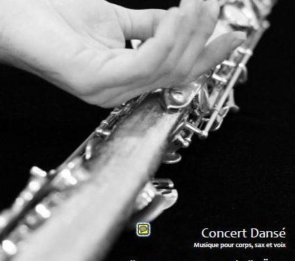 Week end «Danse Contact» : Atelier + Concert à l'ESCDD