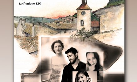 Concert lyrique à Chatillon-en Diois jeudi 30 août 2015