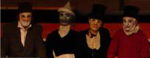 Cirque Trottola et Petit Théâtre Baraque pour «Matamore»
