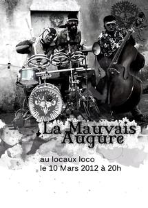 Coton_Tige 036 : Concert La Mauvaise Augure