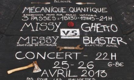 Coton_Tige 079 : Ghetto Blaster Live@Die