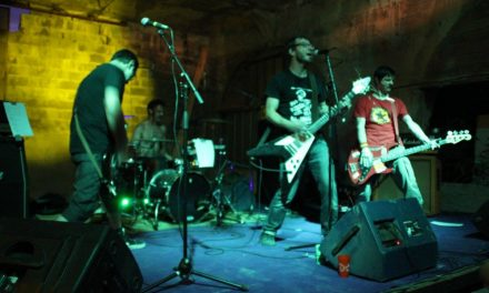 Coton_Tige 199 : Crankcase Live @La Griotte