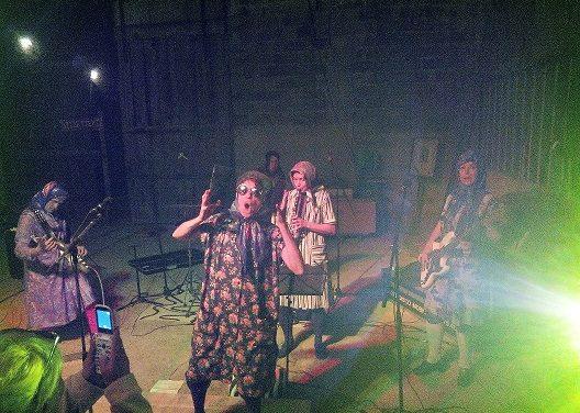 Coton_Tige 221 : Les Fées de Choc Live Griotte 24.09.16