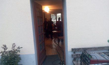 Coton_Tige 293 : Monique & Les Cinglants Live@Luzerand (avant-dernière glissade)