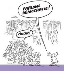 Sommes nous en Démocratie ? avec Etienne Chouard