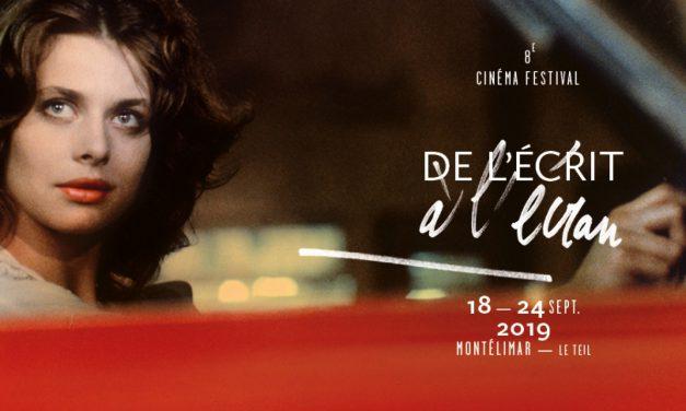 «De l'écrit à l'écran» Cinéma Festival #8