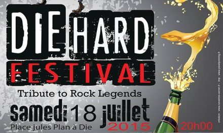 Die Hard Festival #3 : Tribute To Rock Legends